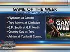 Grosse Pointe schools win Game of the Week vote
