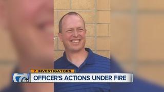 Police officer facing wrongful arrest lawsuit