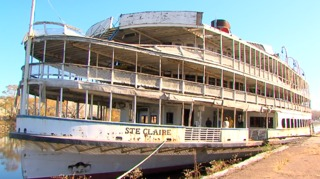 PHOTOS: Boblo boat renovation