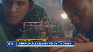 DIY kit helps you build drone out of LEGO bricks