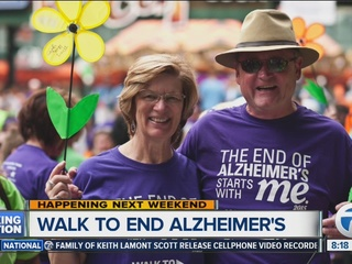 Walk to End Alzheimer's at the Detroit Zoo
