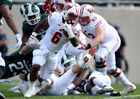 No. 8 MSU suffers first loss against Wisconsin