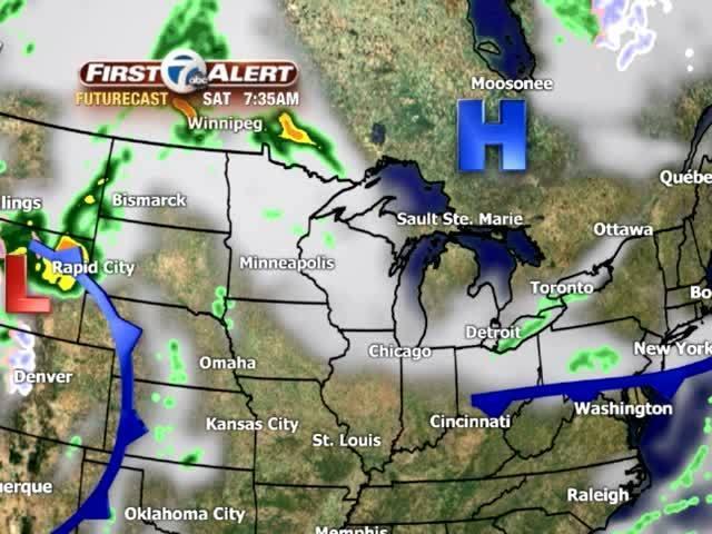 FORECAST: Fall forecast