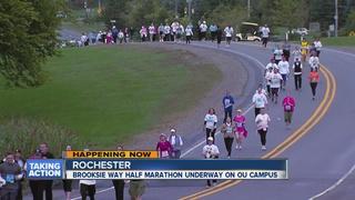 Brooksie Way Half Marathon happening Sunday