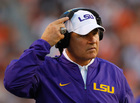 LSU fires Miles and Cameron, promotes Orgeron