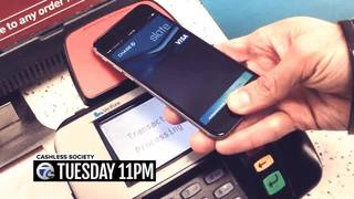 What are the downsides to a cashless society?