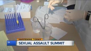Detroit's sexual assault kit summit begins