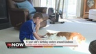 Oxford boy uses birthday to help dogs, others