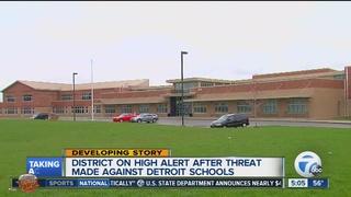 FBI: Threat against Detroit schools not credible