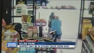 Allen Park police search for purse snatcher