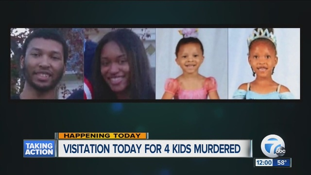 Mom of 4 slain children to discuss response to tragedy