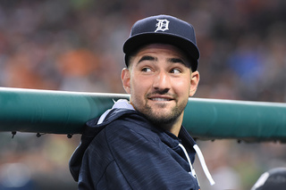 Castellanos in Tigers lineup Wednesday vs. Tribe