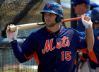 Tebow homers in 1st instructional league at-bat