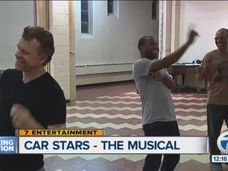 """Car Stars The Musical"""