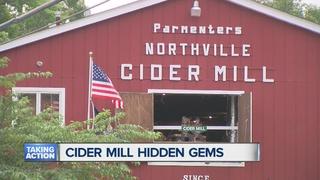 Cider mill hidden gems