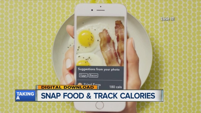 Snap It to Lose It: Count Your Calories With Pictures