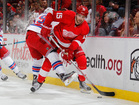 Red Wings officially eliminated from playoffs