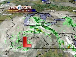FORECAST: More rain for the weekend