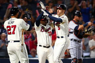 Tigers damage playoff hopes with loss to Braves