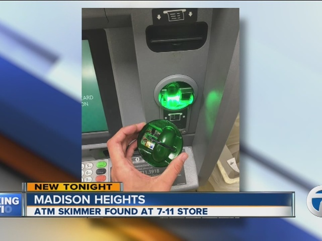how to get a credit card skimmer