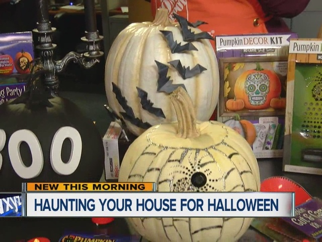 Halloween decorating tips with home depot Halloween decorations home depot