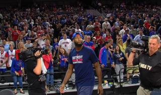 Photos: Pistons host 'Meet the Team' event