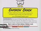Chicken Crack: Addictive twist on fried chicken
