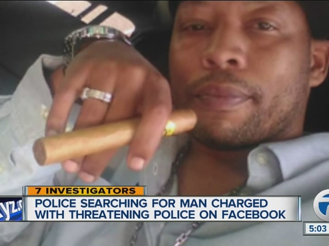 Detroit man facing felony charges after Facebook threat