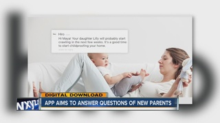 Hiro Baby app aims to ease mind of new parents