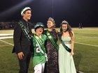 From football water boy to homecoming king