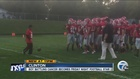 Boy battling brain cancer runs in a touchdown