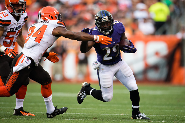 Filling need, Lions sign veteran running back Justin Forsett