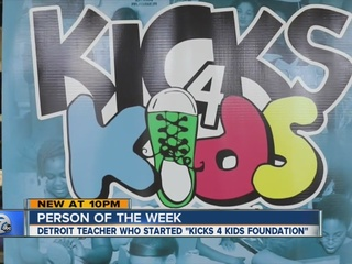 Person of the week: Kicks 4 Kids Foundation