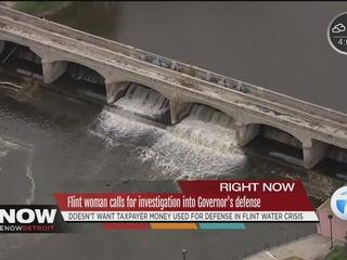 Flint resident seeks grand jury probe of MI gov.