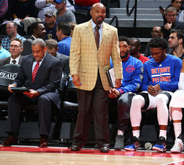 Pistons assistant Hardaway suspended for 3 games
