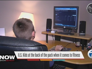 Poor childhood fitness affects later life