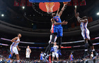 Drummond double-double leads Pistons past 76ers