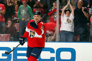 Sceviour, Barkov lift Panthers over Red Wings