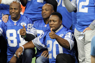 PHOTOS: Lions Homecoming at Ford Field