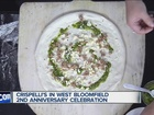 Crispelli's celebrates anniversary with giveaway