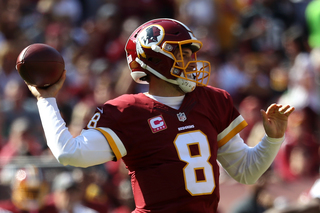 Redskins riding 4-game win streak into Detroit