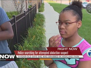 Girl, 12, nearly kidnapped on way to school