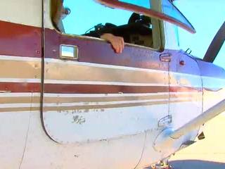 Local teen is one of the youngest female pilots