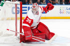 Howard's 32 saves leads Red Wings past Rangers