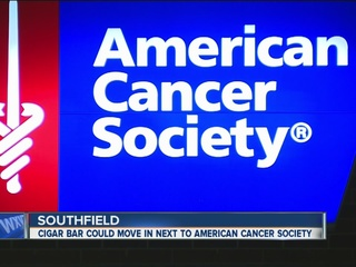 Cancer survivors fight plans for new cigar bar