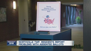 Absentee ballot requests up in some areas