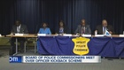 Detroit police commissioners react to probe
