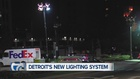 Detroit gets state of the art lighting system