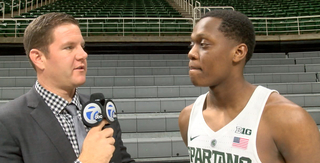 MSU freshman Winston ready for heavy workload