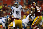 Lions, Redskins meet with combined win streak